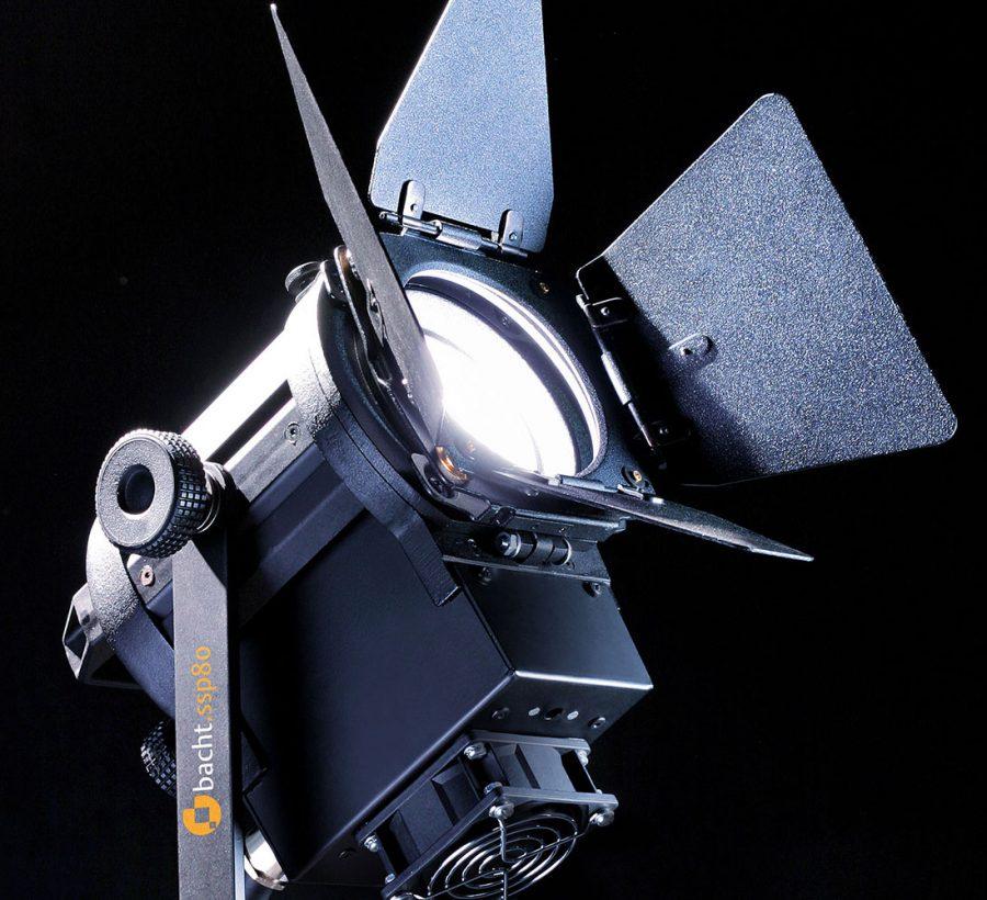 Studioequipment Fresnel Spot 80