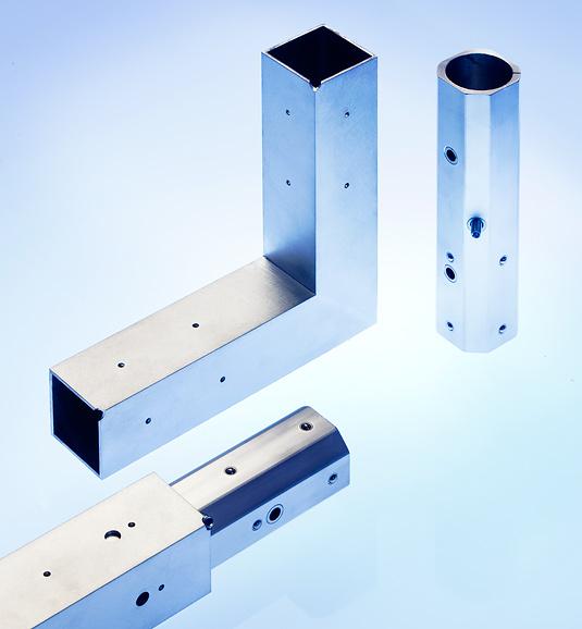 Steckbare Segel mit optimierten Verbindungselementen