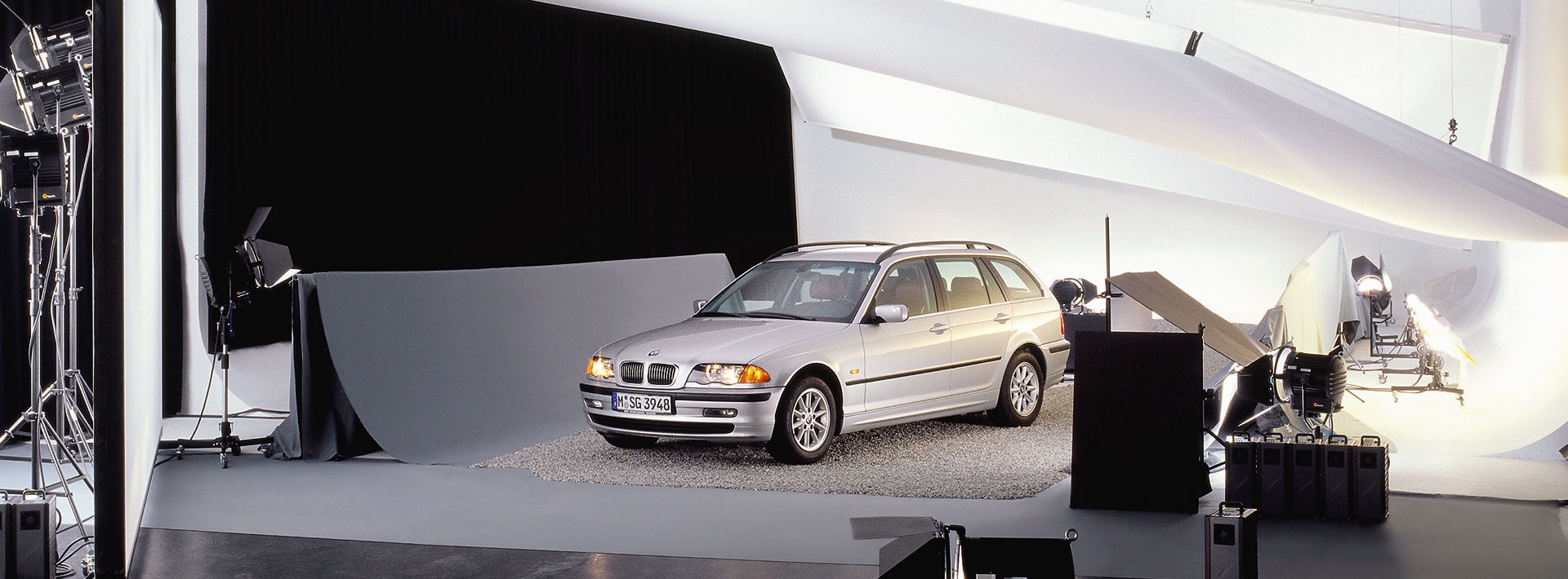 Referenzen BMW Fotostudio